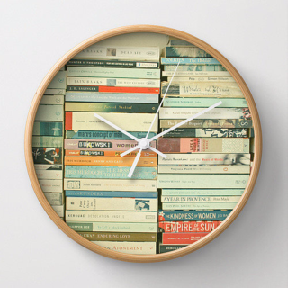 Bookworm-Wall-Clock-30