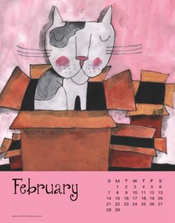 FebruaryStudioCats